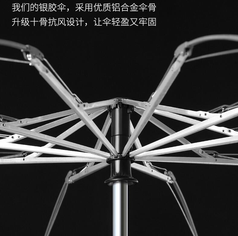 优质铝合金伞骨