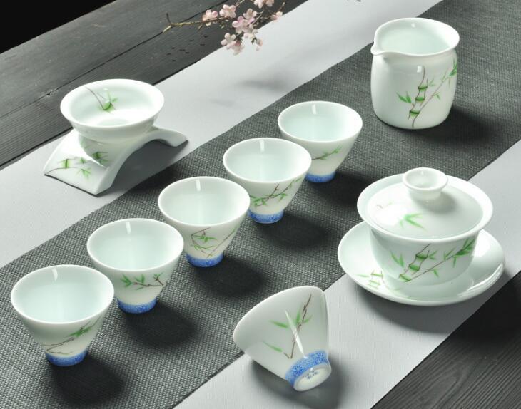 超级粘土制作茶具大全
